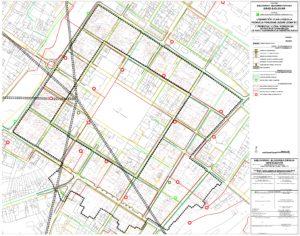 """UPU područja Povijesne jezgre Grada Bjelovara (zona """"B"""") - Pošta, telekomunikacije i energetski sustav"""