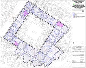 """UPU područja Povijesne jezgre Grada Bjelovara (zona """"B"""") - Oblici korištenja"""