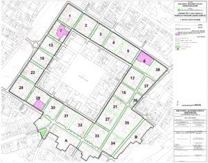 """UPU područja Povijesne jezgre Grada Bjelovara (zona """"B"""") - Način i uvjeti gradnje"""