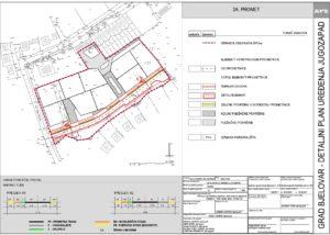 Detaljni plan uređenja Jugozapad - Promet