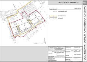 Detaljni plan uređenja Jugozapad - Elektroničke komunikacije