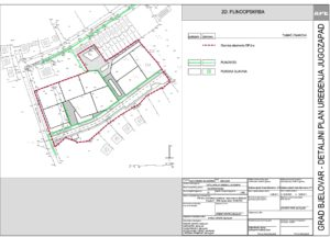 Detaljni plan uređenja Jugozapad - Plinoopskrba