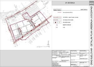 Detaljni plan uređenja Jugozapad - Odvodnja