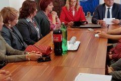 Veleučilište u Bjelovaru svečanom sjednicom Stručnoga vijeća, Upravnoga vijeća te Studentskoga zbora, održanom 30. listopada 2018., proslavilo je deset godina od osnutka te bjelovarske obrazovne ustanove i prvu godinu rada od dobivanja statusa veleučilišta. // FOTO: Grad Bjelovar https://www.bjelovar.hr/