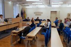 Održana Svečana sjednica Dječjeg gradskog vijeća Grada Bjelovara, 4. listopada 2018. FOTO: Grad Bjelovar https://www.bjelovar.hr/
