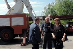 Dani otvorenih vrata Javne vatrogasne postrojbe Grada Bjelovara 2018., 8. svibnja 2018. FOTO: Grad Bjelovar https://www.bjelovar.hr/