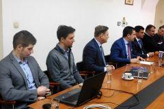 Predstavljen projekt digitalne transformacije Grada Bjelovara, 17. siječnja 2018., mala vijećnica Grada Bjelovara FOTO: Grad Bjelovar