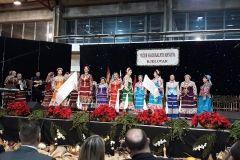 Održana 12. večer nacionalnih manjina u Bjelovaru, 24. studenoga 2018., Dvorana europskih prvaka FOTO: Grad Bjelovar https://www.bjelovar.hr/