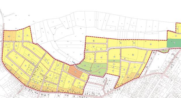 Urbanistički plan uređenja sjeverno od Ulice Eugena Kumičića