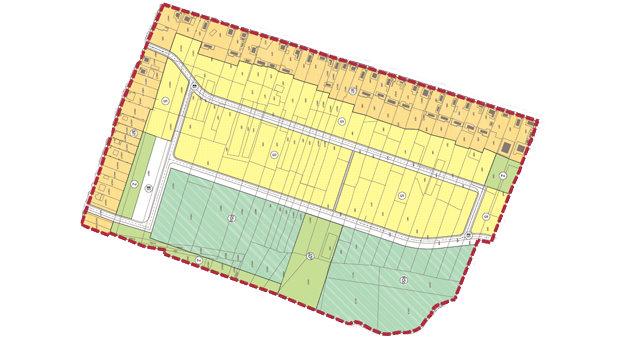Urbanistički plan uređenja Zapad 2