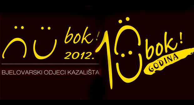 Najava desetog, jubilarnog BOK festa - BOK fest 2012.