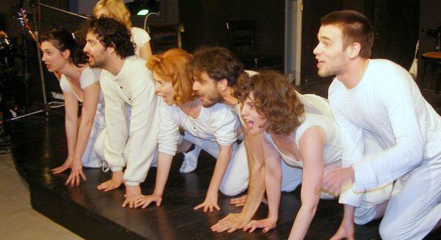 Studenti Akademije dramskih umjetnosti na BOK-u