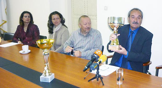 Gradonačelnik primio državne prvake gluhih u kuglanju