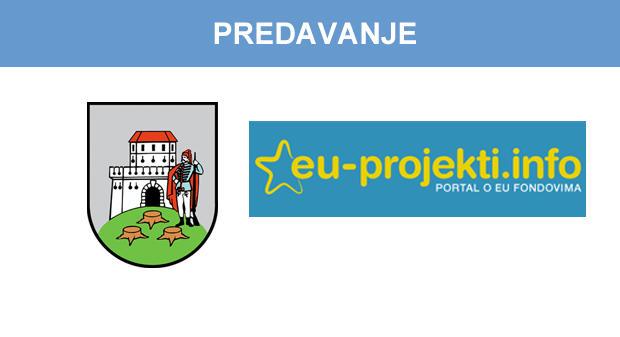 """Poziv na predavanje """"EU fondovi - Što možemo financirati sada, a što nakon pristupanja Europskoj uniji"""" koje će se održati u utorak, 5. veljače 2013., u gradu Bjelovaru, Gradska uprava - velika vijećnica, Bjelovar, Trg Eugena Kvaternika 2 u trajanju od 16:00 do 18:30 sati"""