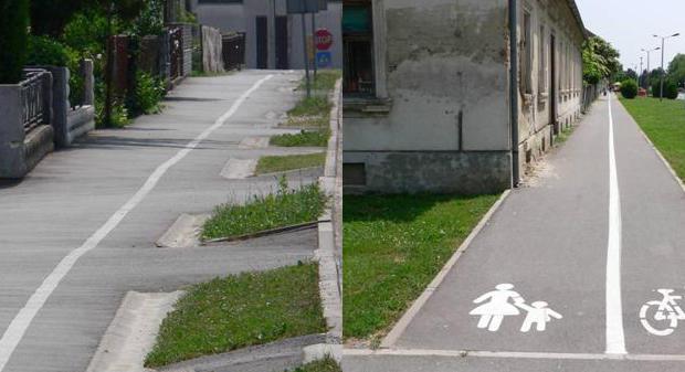 Studija biciklističkih staza u gradu Bjelovaru