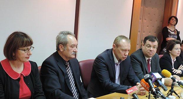 Potpisan Sporazum o razvoju infrastrukture širokopojasnog Interneta, 11. studenoga 2014., Bjelovarsko-bilogorska županija FOTO: Dubravka Dragičević www.bjelovar.hr