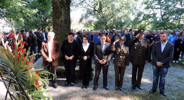 U Bjelovaru obilježen Dan državnosti Republike Hrvatske 2015. FOTO: Dubravka Dragičević www.bjelovar.hr