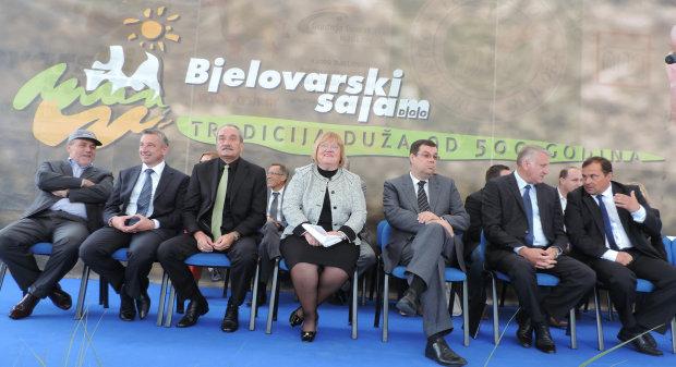 23. jesenski međunarodni bjelovarski sajam, 11. - 13. rujna 2015., sajamski prostor u Gudovcu FOTO: Dubravka Dragičević www.bjelovar.hr