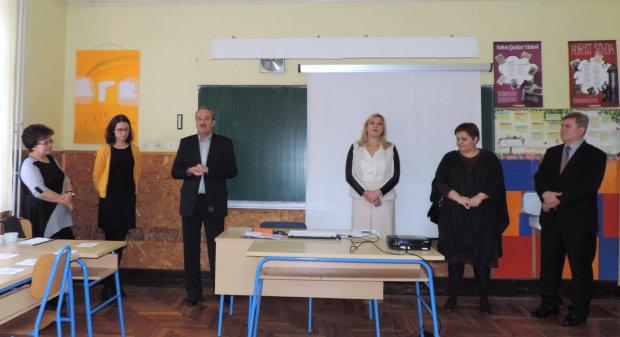 Održan Dan vrijednosti u II. osnovnoj školi u Bjelovaru, 24. veljače 2016. FOTO: Dubravka Dragičević www.bjelovar.hr