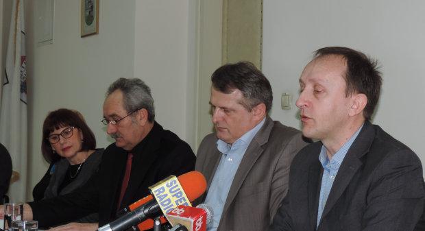 Grad Bjelovar potpisao sporazum sa zagrebačkim Agronomskim fakultetom, 18. ožujka 2016., mala vijećnica Grada Bjelovara FOTO: Dubravka Dragičević www.bjelovar.hr