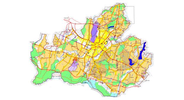 Prostorni plan uređenja Grada Bjelovara - druge izmjene i dopune