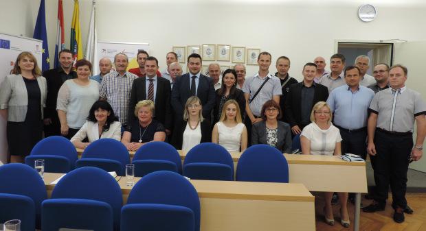 Održana konstituirajuća sjednica Gradskog vijeća Grada Bjelovara, 19. lipnja 2017. godine, velika vijećnica Grada Bjelovara FOTO: Dubravka Dragičević www.bjelovar.hr