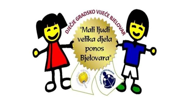 """Natječaj za dodjelu priznanja djeci za djela nesebične pomoći i solidarnosti """"Mali ljudi, velika djela – ponos Bjelovara"""" za 2017. godinu"""