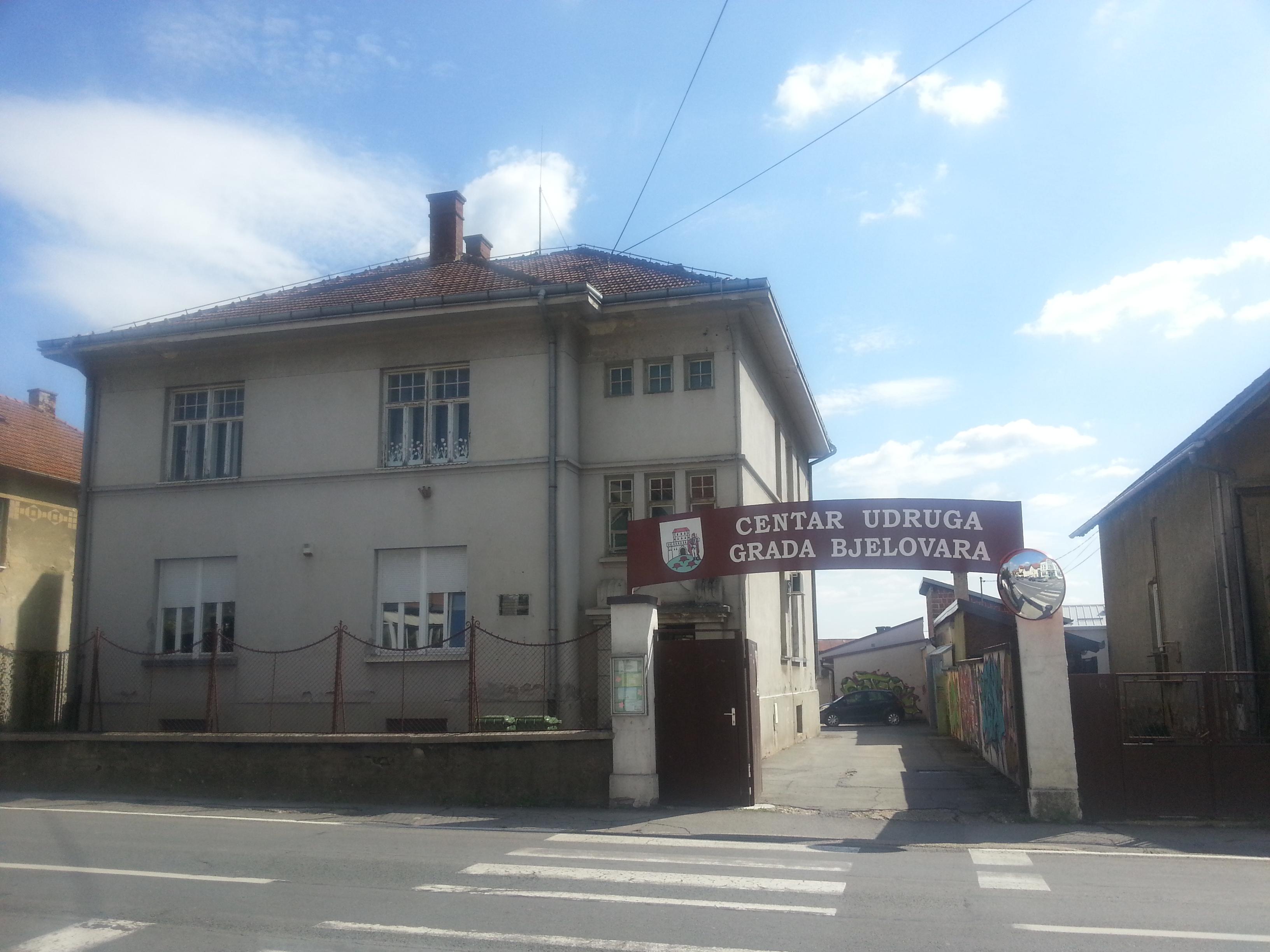 Poslovni prostori Grada Bjelovara - Ulica Tomaša Masaryka 8