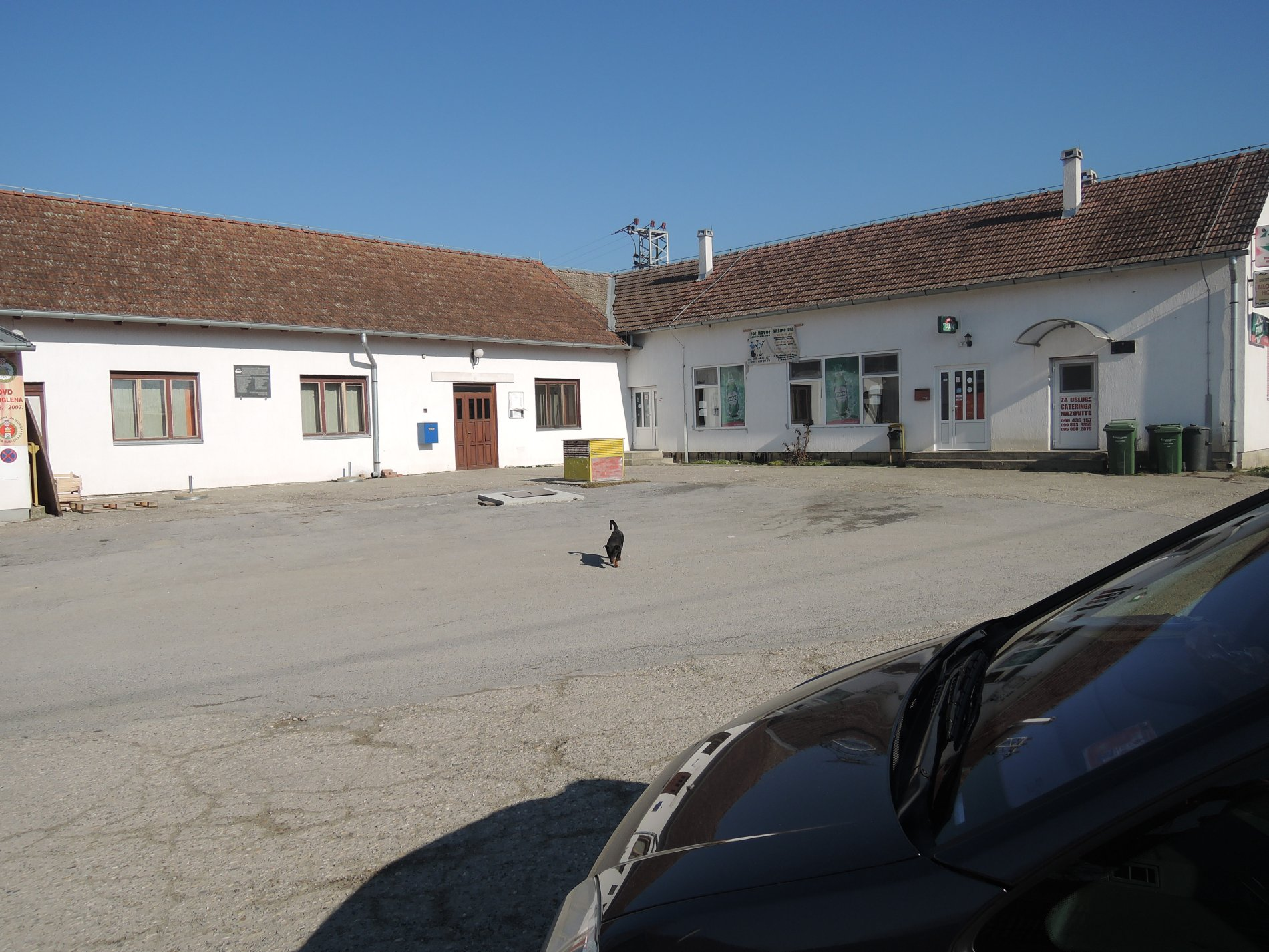Poslovni prostori Grada Bjelovara - Mjesni dom Ciglena, Ciglena 13