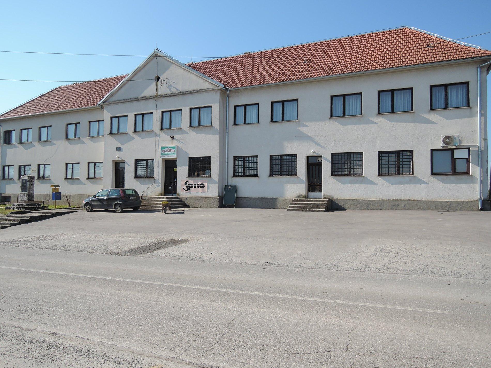 Poslovni prostori Grada Bjelovara - Mjesni dom Galovac, Galovac 99