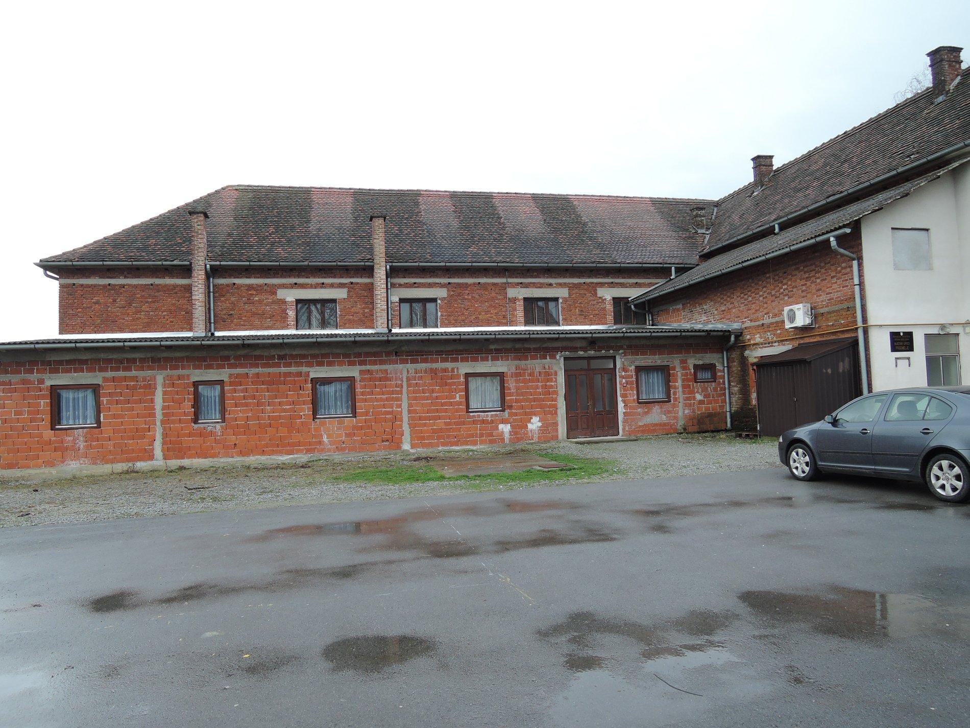 Poslovni prostori Grada Bjelovara - Mjesni dom Prgomelje, Prgomelje 219