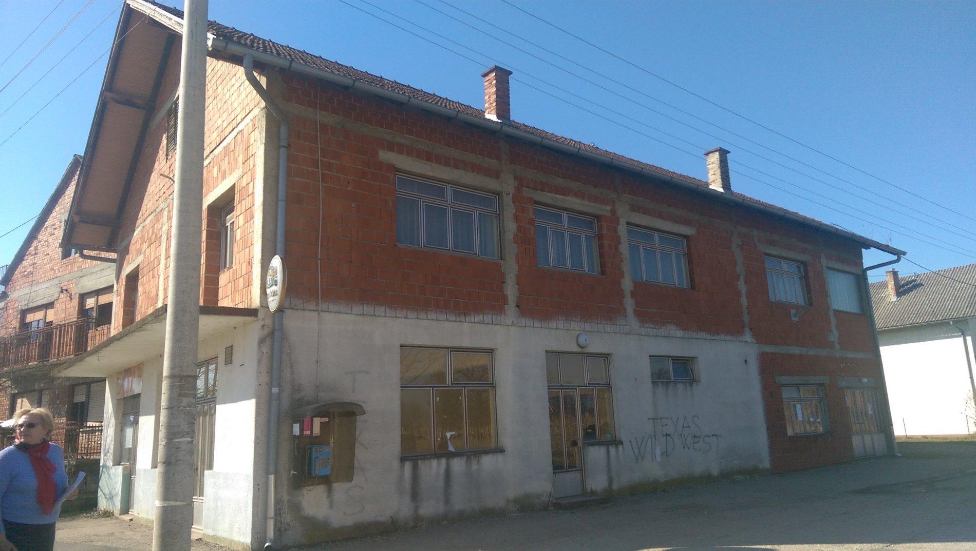 Poslovni prostori Grada Bjelovara - Mjesni dom Veliko Korenovo, Veliko Korenovo 109 A
