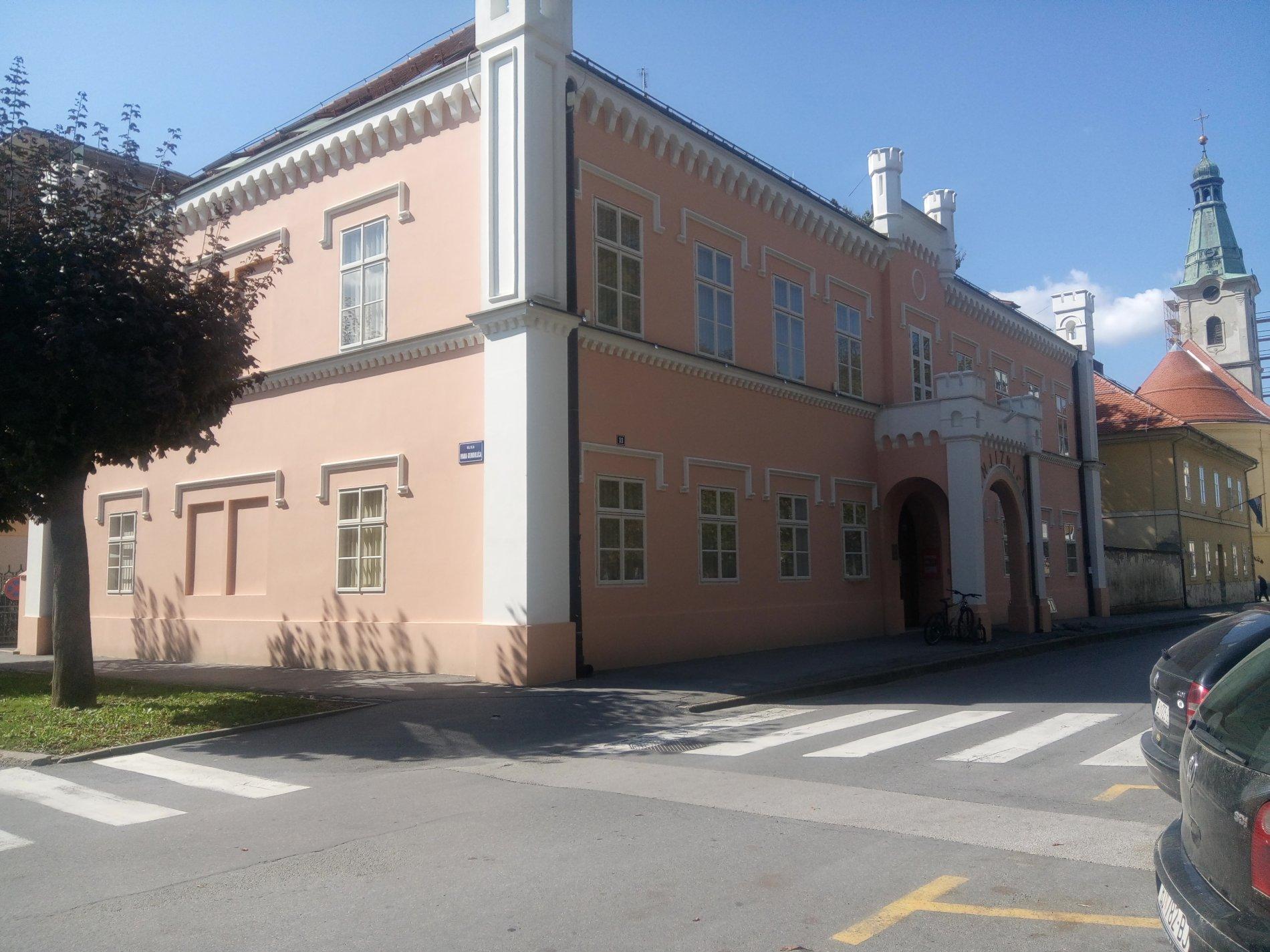 Poslovni prostori Grada Bjelovara - Trg Eugena Kvaternika 11