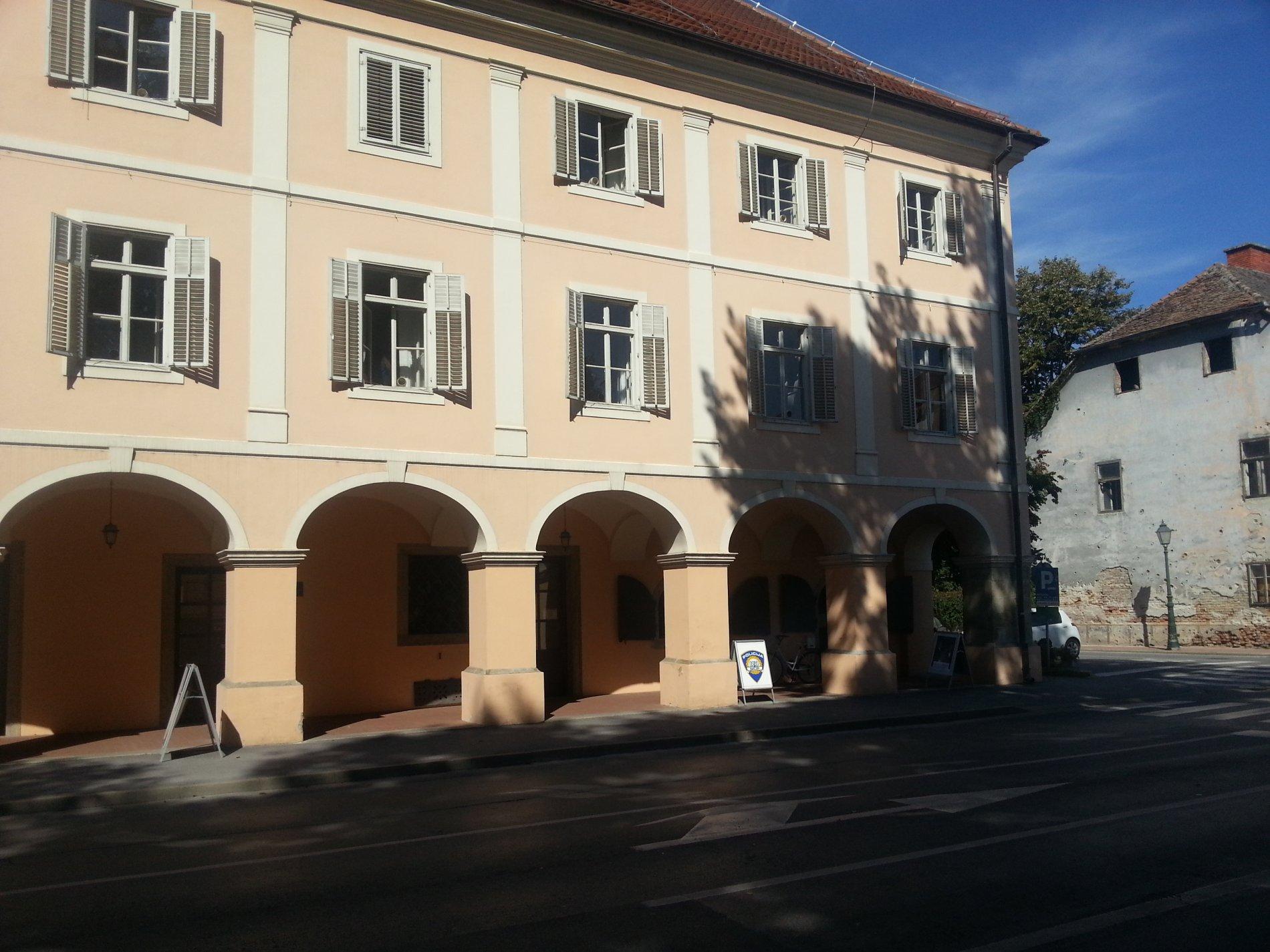 Poslovni prostori Grada Bjelovara - Trg Eugena Kvaternika 2