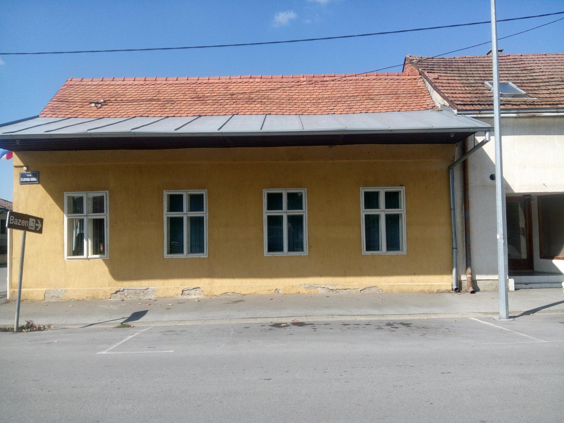 Poslovni prostori Grada Bjelovara - Trg Stjepana Radića 2b