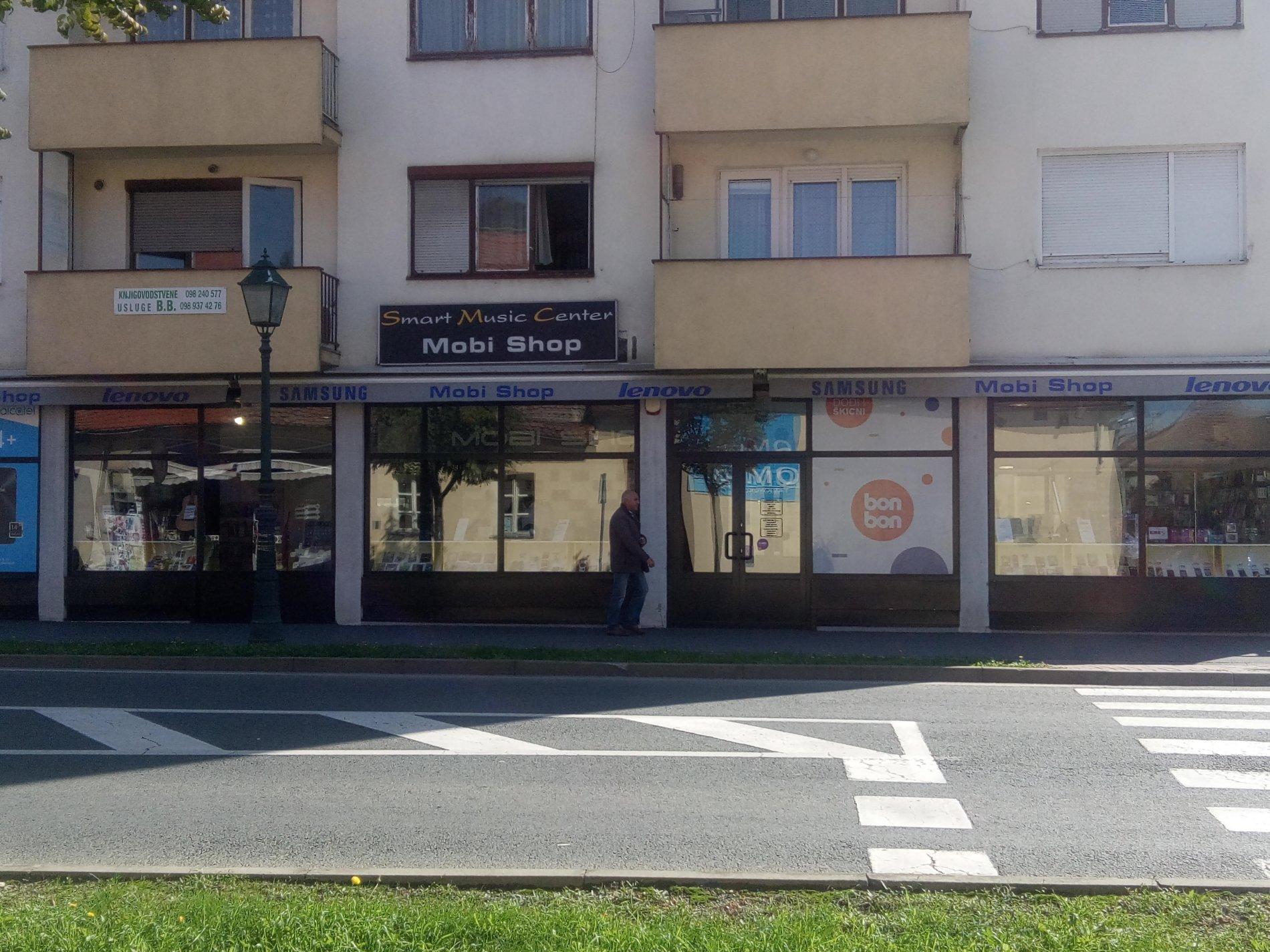 Poslovni prostori Grada Bjelovara - Ulica Ivana Mažuranića 4