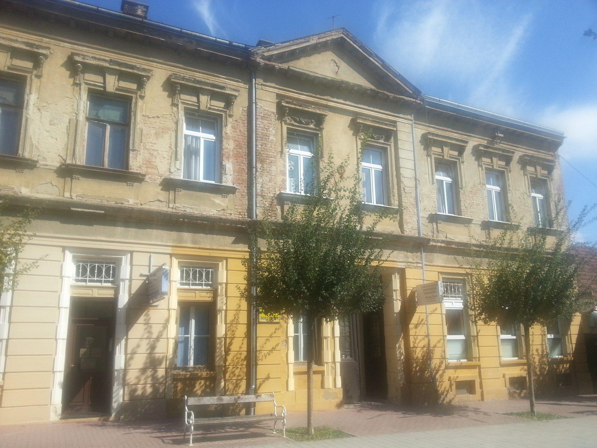 Poslovni prostori Grada Bjelovara - Ulica Josipa Juraja Strossmayera 3