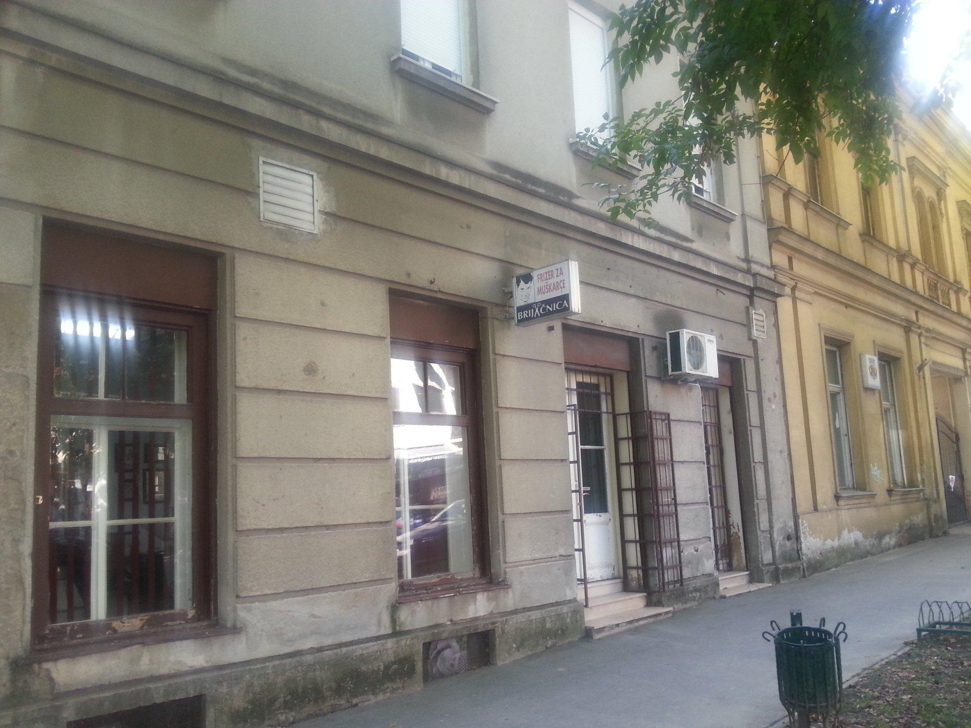 Poslovni prostori Grada Bjelovara - Ulica Matice hrvatske 5