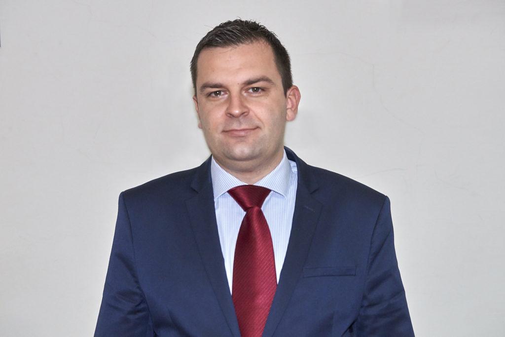 Gradonačelnik Grada Bjelovara Dario Hrebak
