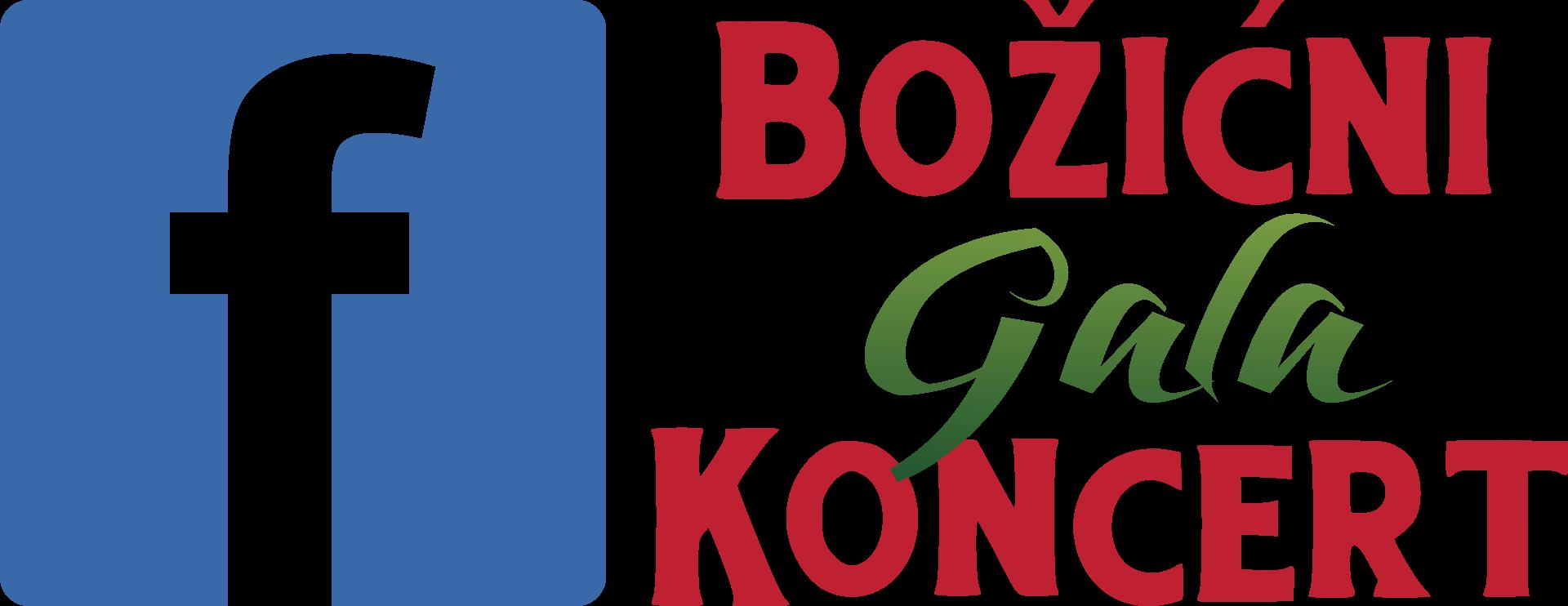 Božićni gala koncert - službena Facebook stranica