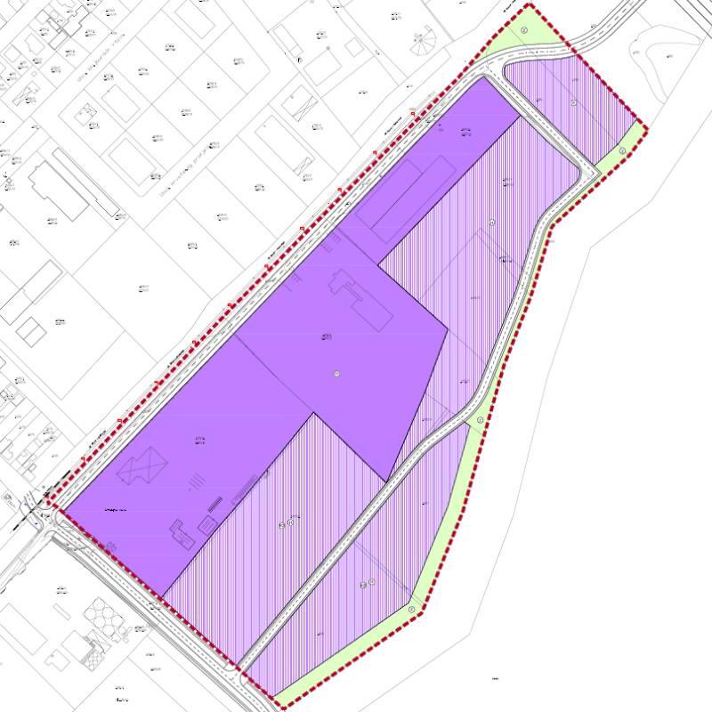 Grad Bjelovar - Urbanistički plan uređenja Istok 2