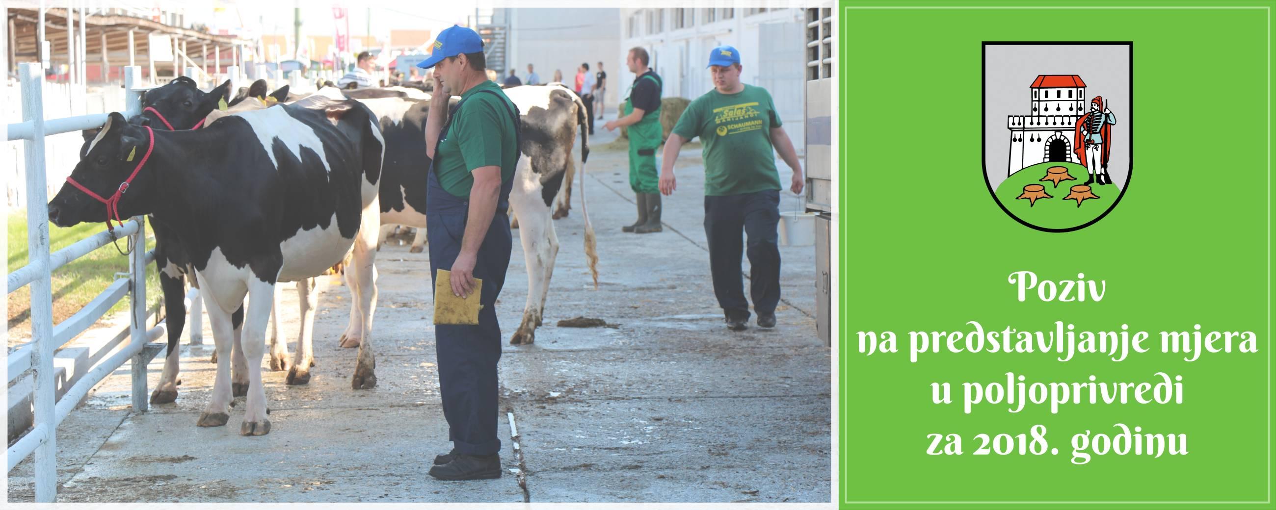 Poziv na predstavljanje mjera u poljoprivredi za 2018. godinu (FOTO: Branka Sobodić)