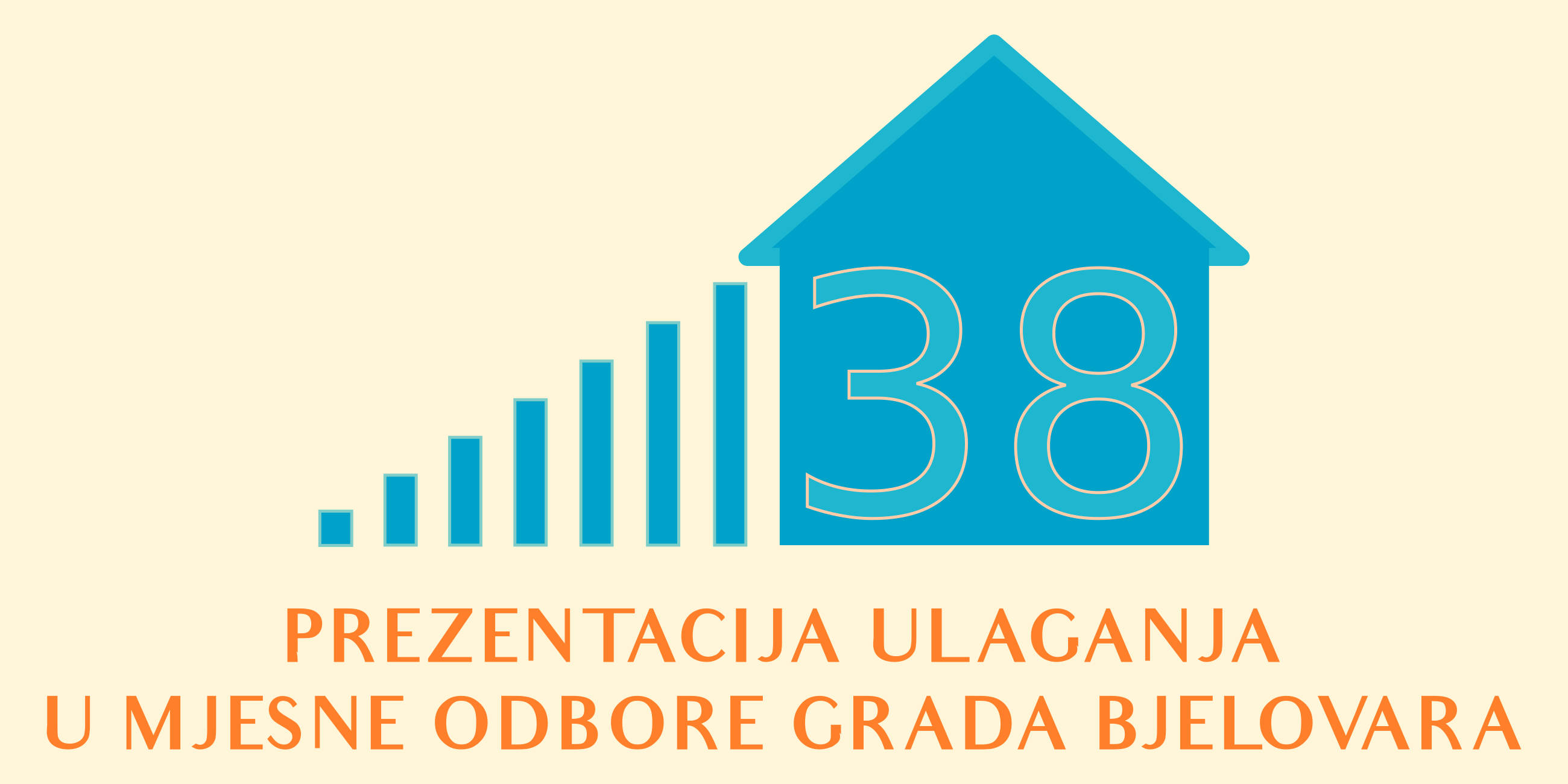 Prezentacija ulaganja u mjesne odbore Grada Bjelovara