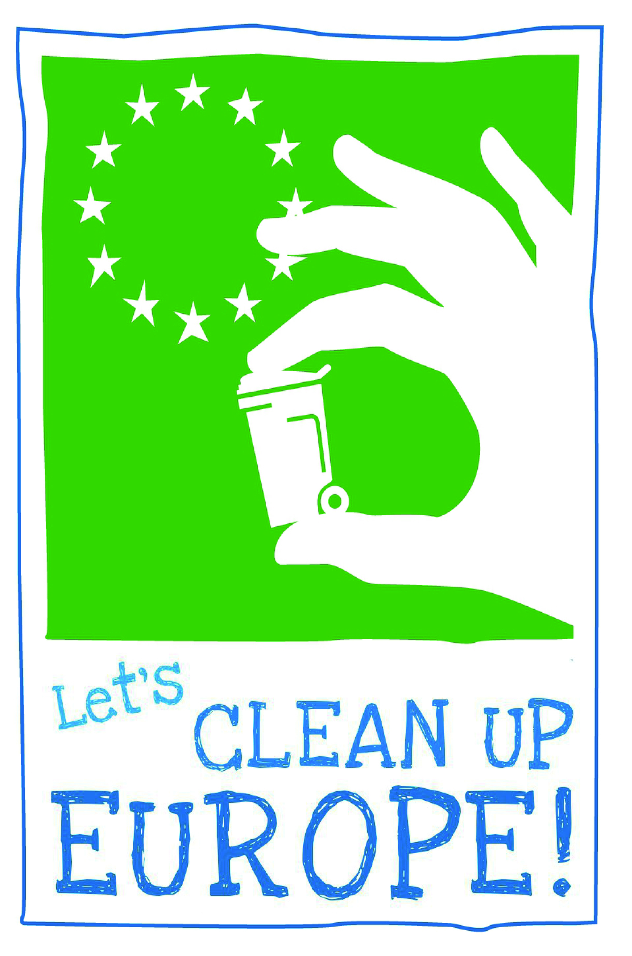 Let's Clean Up Europe logo