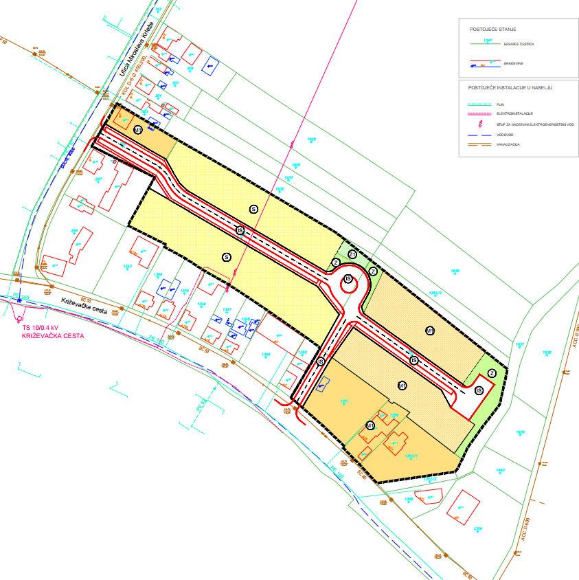 Urbanistički plan uređenja Sjeverozapad 2