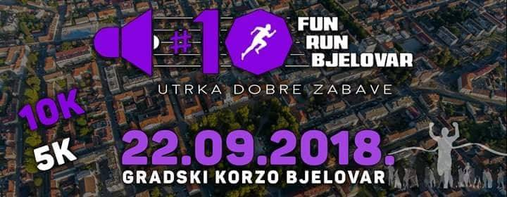 Fun Run Bjelovar 2018