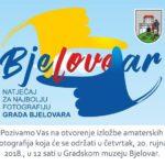 Natječaj za najbolju fotografiju Grada Bjelovara