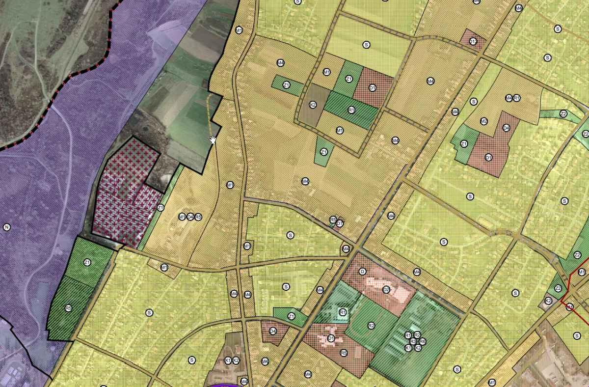GUP grada Bjelovara - III. (ciljane) izmjene i dopune